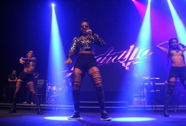 Ludmilla (Foto: Wallace Barbosa/AgNews)