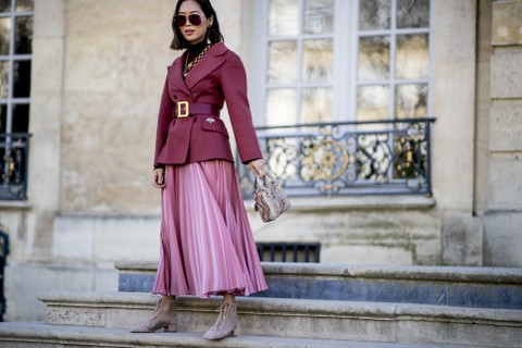 Street style: Paris Fashion WeekStreet style: Paris Fashion Week