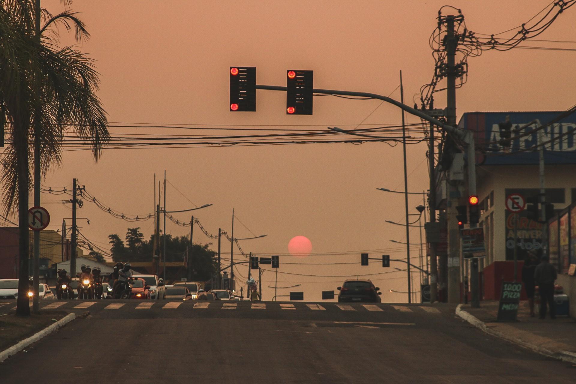 Doenças respiratórias, fumaça e animais mortos: veja o resultado das queimadas no Acre - Notícias - Plantão Diário