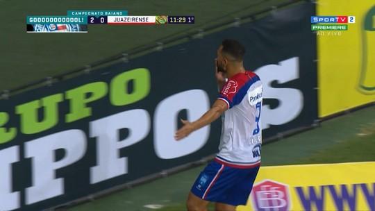 Enderson exalta goleada sobre Juazeirense, mas pede pés no chão no Bahia