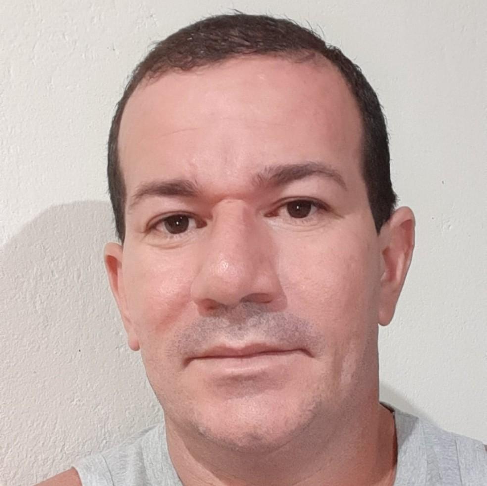 Adriano Albuquerque, de Cacoal, foi morto após suspeito chamá-lo até sítio — Foto: Facebook/Reprodução