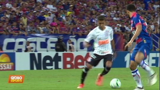 Corinthians adota cuidados para jogo contra o Fluminense devido à falta de chuvas em Brasília