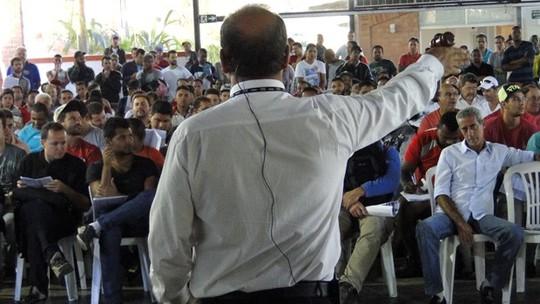 Foto: (Pedro Ângelo/G1)