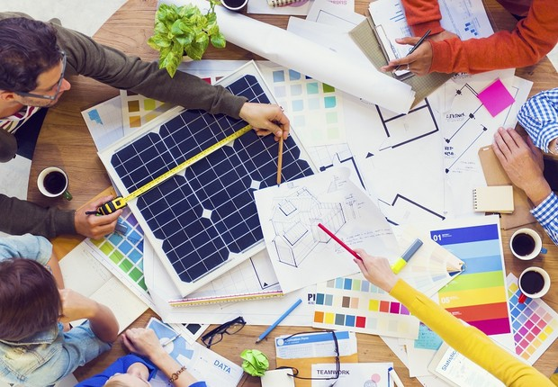 Startup_criatividade_empresa_criativo_ (Foto: Thinkstock)