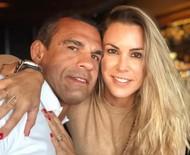 """Vitor Belfort se declara nos 45 anos de Joana Prado: """"Maior presente"""""""