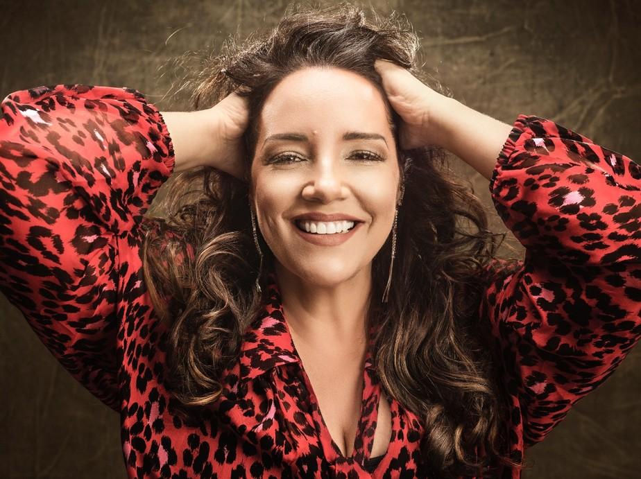 Ana Carolina apresenta nova turnê no Centro de Convenções Ulysses Guimarães