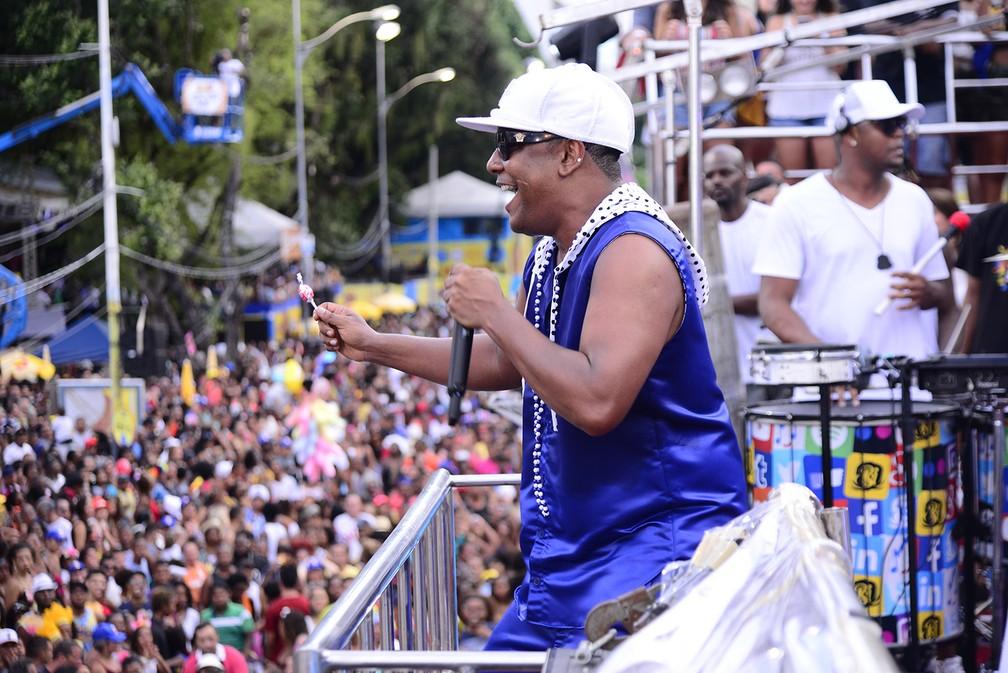 Psirico no carnaval de Salvador 2018 (Foto: Max Haack/Ag Haack)