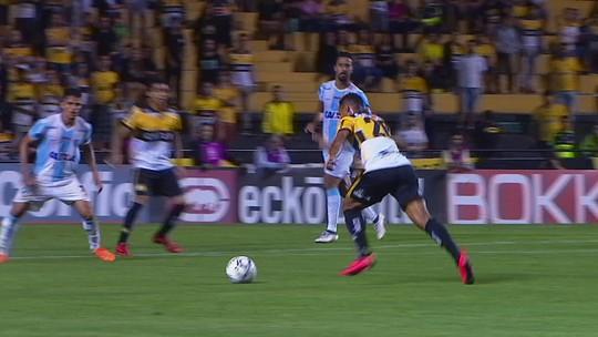 """Sergio Soares lamenta """"falta de precisão"""" do Londrina em derrota para o Criciúma"""