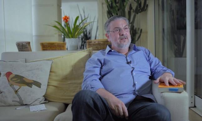 Palocci no documentário 'Libelu - Abaixo a Ditadura'