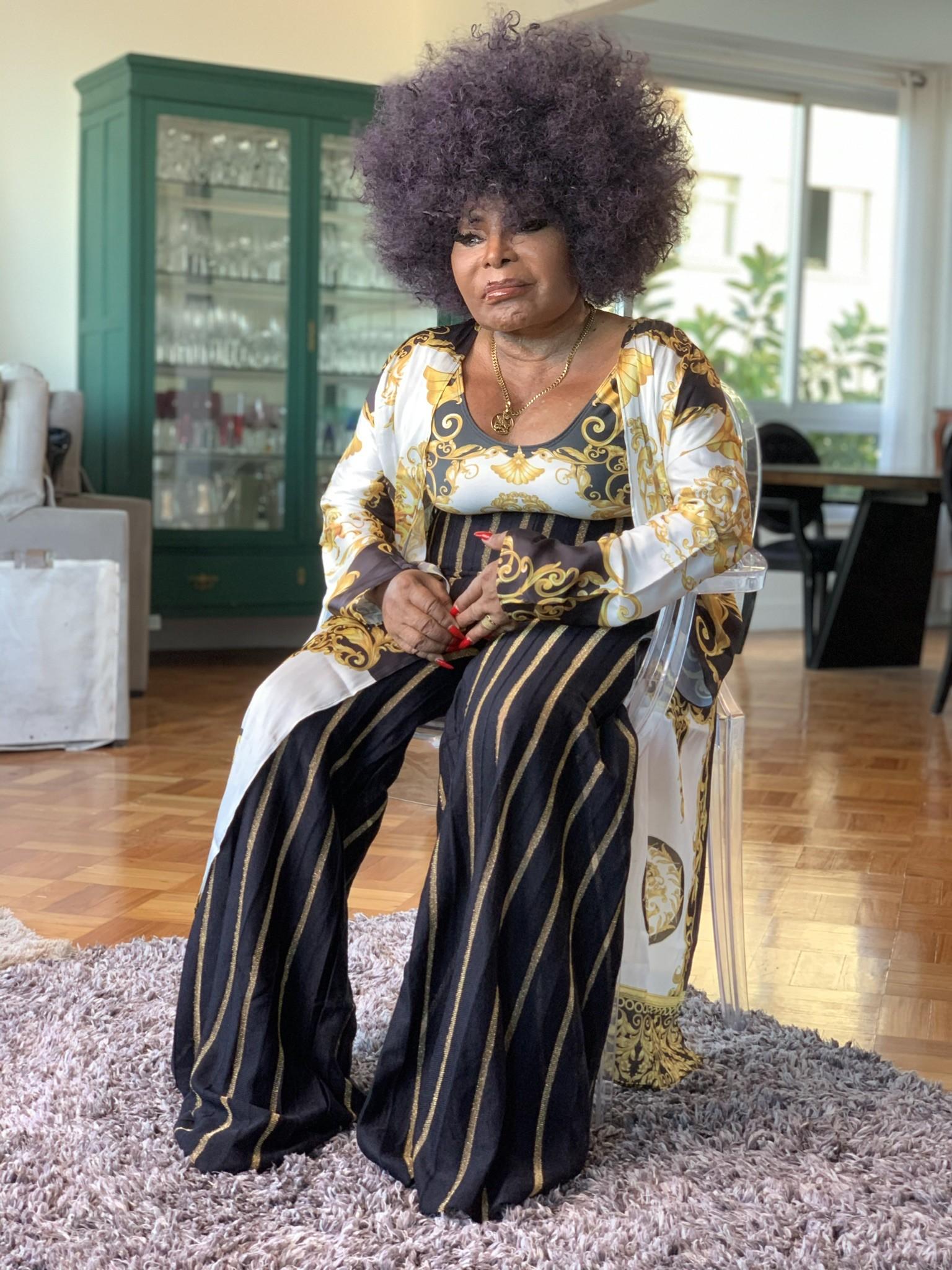 Elza Soares tem relançado o álbum mais raro da discografia da cantora