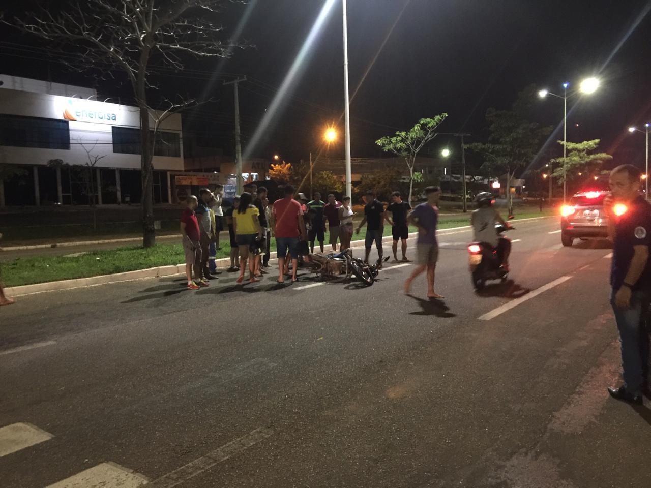 Homem que atropelou motociclista parado em faixa diz que luz de moto estava apagada - Notícias - Plantão Diário