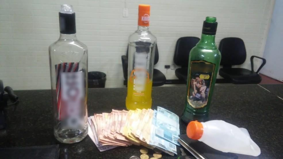 Polícia Militar encerra festa com adolescentes, bebidas e drogas, no DF, após denúncia  — Foto: Polícia Militar do DF/Divulgação