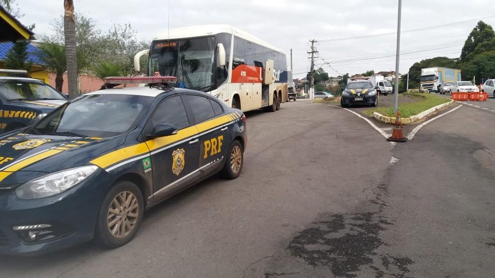 PRF flagrou centenas de motoristas acima da velocidade (Foto: PRF/divulgação)