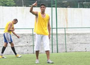 ex-jogador Léo Rocha (Foto: Arquivo Pessoal)