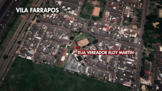 Quatro pessoas morrem após tiroteio durante a madrugada na Zona Norte de Porto Alegre