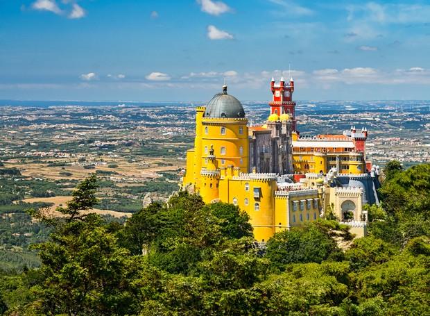 Palácio Pena (Foto: Reprodução/Sintra Tour)