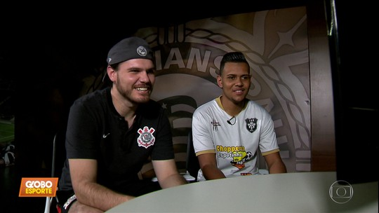 PES 2020: Felipe Mestre promove encontro no Corinthians com promessa dos Jogos Eletrônicos Escolares