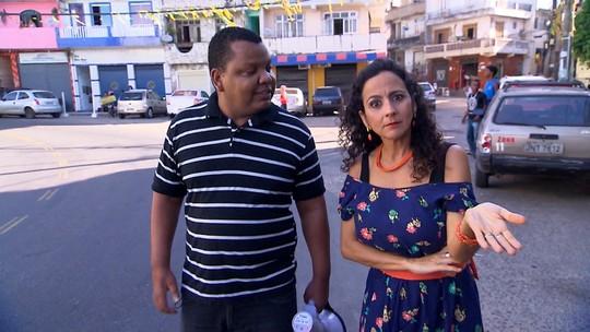 O Mapas Urbanos vai até Capelinha de São Caetano