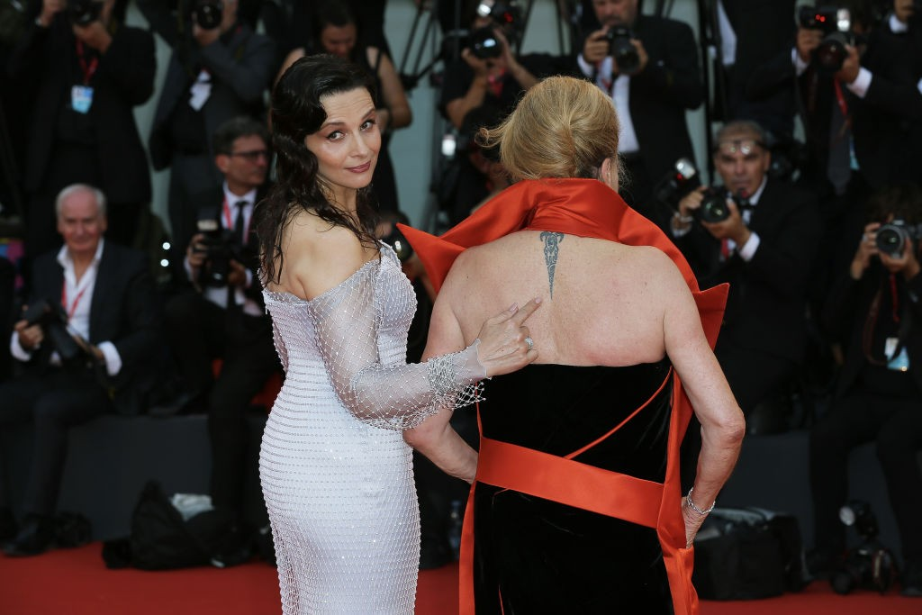 Juliette Binoche e Catherine Deneuve (Foto: Getty Images)