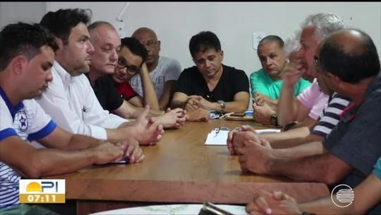 """Conselheiros veem """"segurança jurídica"""" e discutem início do planejamento para Piauiense 2019"""