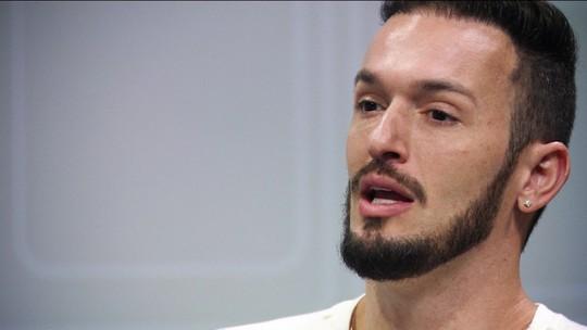 """Diego Hypolito: """"Passei por situações que nenhuma criança tem que passar"""""""