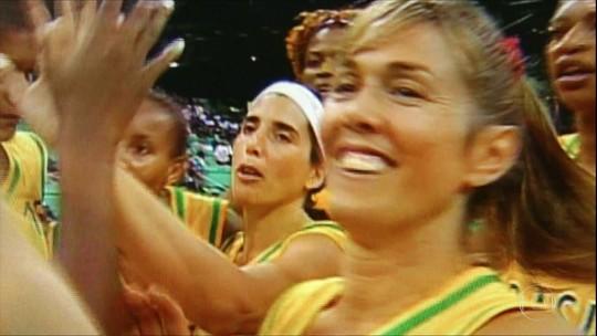 Hortência é eleita a maior jogadora dos mundiais de basquete
