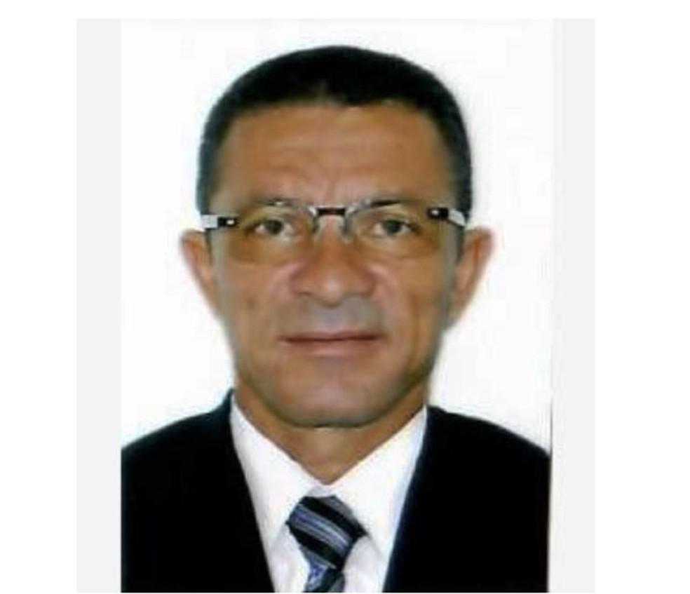 Vereador de cidade no norte da Bahia morre em acidente de carro  — Foto: Reprodução/Câmara de Vereadores de Casa Nova