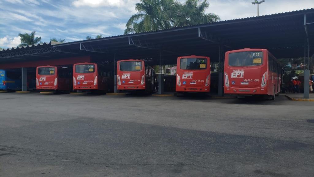 Maricá terá transporte público gratuito em todo o município