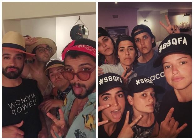 Rodrigo Simas e Agatha Moreira invertem papeis (Foto: Instagram)