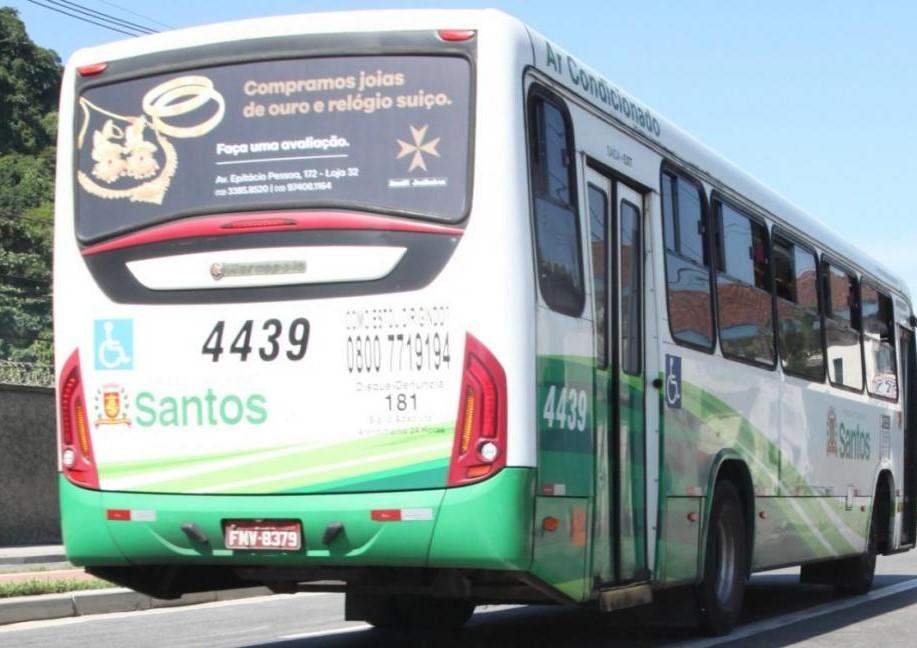 Nova linha de ônibus atenderá trabalhadores do bairro Alemoa em Santos
