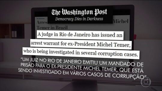 Lava Jato 'voltou a sacudir o Brasil', escreve jornal argentino