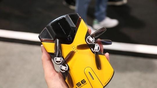 Wingsland S6: drone de bolso tem câmera 4K e acopla diversos acessórios