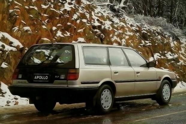 Holden Apollo (Foto: Divulgação)