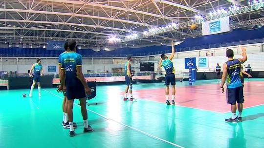 Cruzeiro, Taubaté, SESI/SP e SESC/RJ fazem as semifinais da Superliga masculina de vôlei