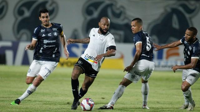 Remo x Botafogo; Chay