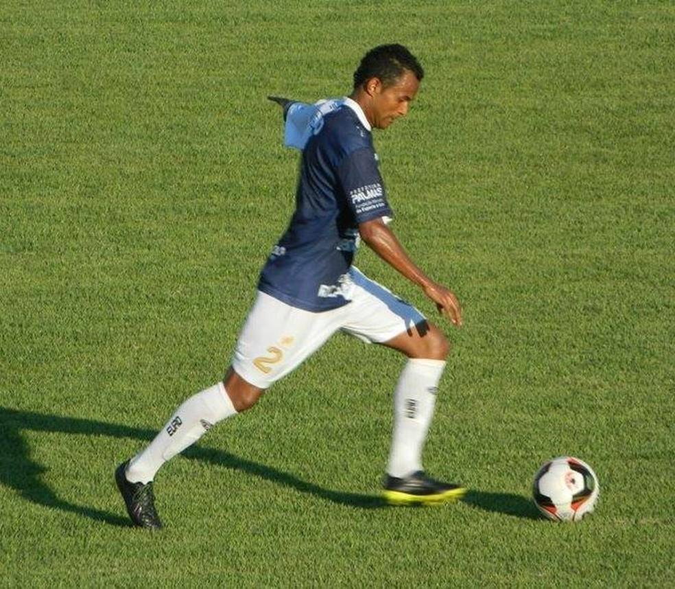 Pedro Balú é reforço do Nacional-AM para o Amazonense 2018 (Foto: Ascom Ricanato/Divulgação)