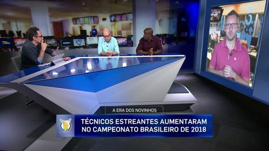Comentaristas analisam as passagens de Jair Ventura por Santos e Corinthians