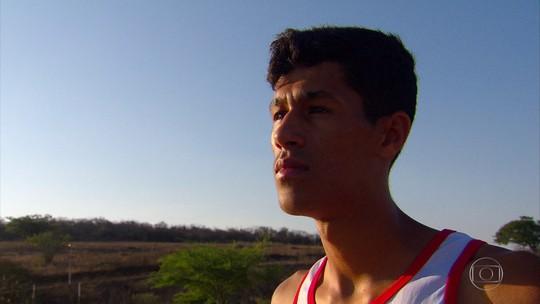 Do sítio Mulungu para Tóquio 2020: saltador supera dificuldades por sonho olímpico