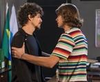 Jerônimo (Jesuíta Barbosa) e João (Rafael Vitti) | TV Globo