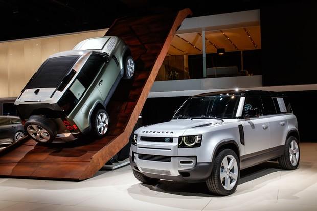 Novo Land Rover Defender (Foto: Divulgação)
