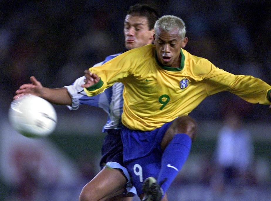 Ex-seleção, São Paulo e Grêmio, Marcelinho Paraíba é internado com princípio de AVC