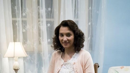 Lorena Comparato conta que usou cadeira de rodas para se preparar para a Dora, de 'Cidade Proibida'