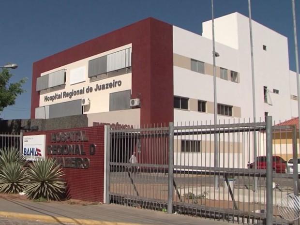 Hospital_Juazeiro (Foto: Reprodução/TV  São Francisco)