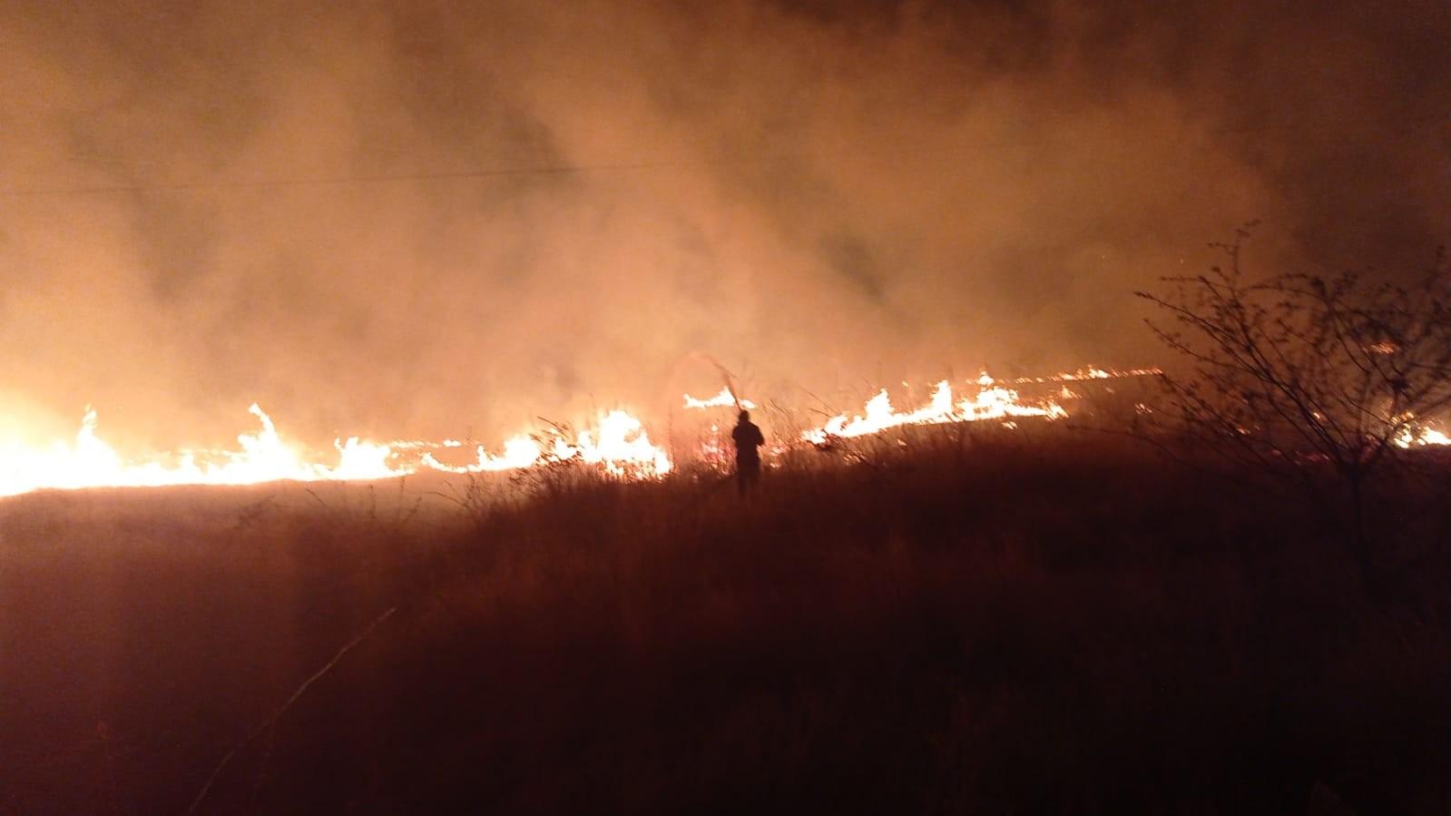 Em duas semanas, Corpo de Bombeiros registra 188 incêndios florestais no RN