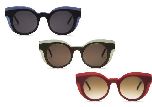 cb0c9db65a8b5 LIVO e Dona Santa lançam parceria com óculos exclusivos (Foto  Divulgação)