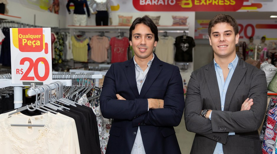 Sebastian Raimondi e Alexandre Stamm (Foto: Divulgação)