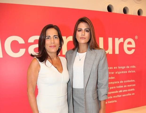 Gloria Pires e Antonia Moraes (Foto: Marcos Ribas/Brazil News)