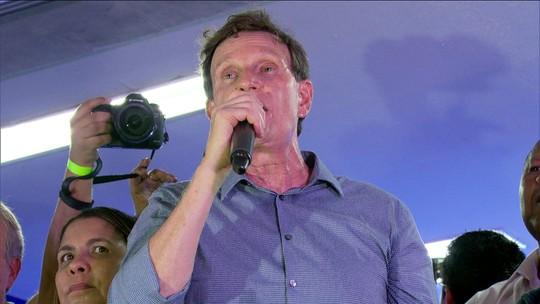 Crivella terá de lidar com queda de receita e de investimentos no Rio