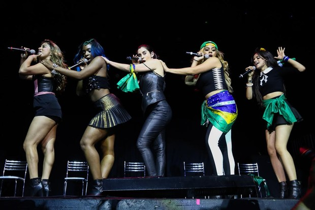 Fifth Harmony (Foto: Manuela Scarpa/Photorio News)