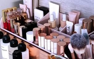 Veja nossas dicas infalíveis para organizar as maquiagens